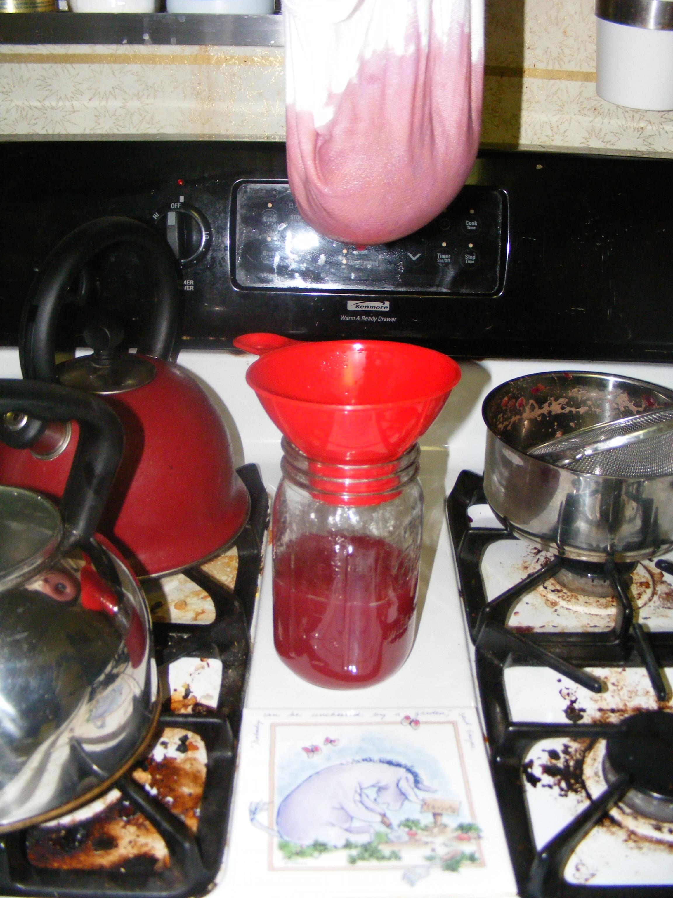 making soda syrup