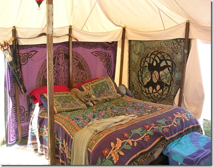 Pennsic 2011 Bed